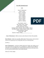 Assembly Script