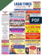 Valasai Times 12 Oct 2013