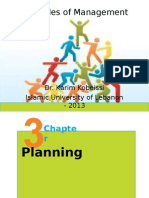 Principles of Management - Chapter 3