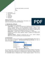 Interfaz de Usuarioa