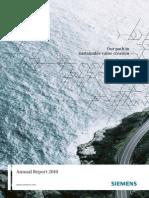 Siemens AR2010 Company Report