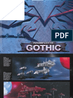 Raumflotte Gothic (Regelbuch)