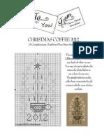 Christmas Coffee Printout