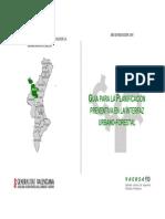 Guia Planificación interfaz urbano forestal