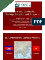 Thayer Cambodia and Vietnam Strategic Situation