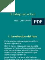 El Trabajo Con El Foco.fiorini