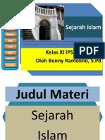 1 Sejarah Islam Baru
