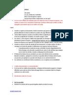 Punteo de Repaso de Temas de Contabilidad 2013