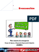 m Pme Evacuacion
