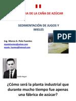 SEDIMENTACION DEL JUGO DE CAÑA
