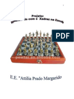 Projeto Aprendendo Com o Xadrez