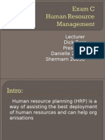 HRM Planning2