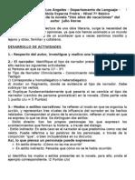 Guía de lectura DOS AÑOS DE VACACIONES