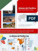 Alianza del Pacífico -benavides mineria