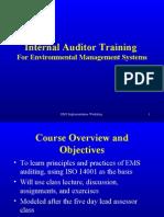 Auditor Training 8.22.03