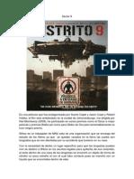 Reseña critica Sector 9