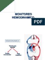 El Monitoreo Hemodinamico Ok