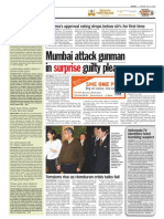 Thesun 2009-07-21 Page10 Mumbai Attack Gunman in Surprise Guilty Plea
