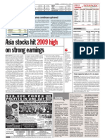 Thesun 2009-07-21 Page14 Asia Stocks Hit 2009 High on Strong Earnings
