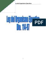 Ley Del Organismo Ejecutivo 2