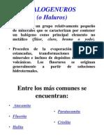 HALOGENUROS,HIDROXIDOS,CARBONATOS[1]