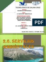 2.6,.Servicios Ambientales