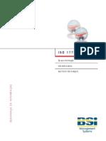 Folder ISO 17799 Port