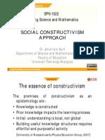 8. Social Constructivism