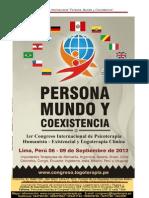 Programa Final Del Congreso 2012