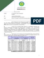 Ord.13 Informe Trimestral Diciembre 2012