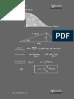 Curvas polares III - Área en coordenadas polares I - Demostración
