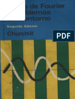 Series de Fourier y Problemas de Contorno Churchill