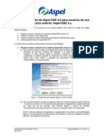 Puesta en Marcha de Aspel-SAE 5.0 Con Traduccion