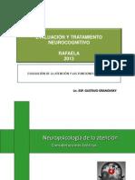 MODULO 2 Alumnos, Evaluacion de La Atencion FE y Px GN