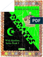 Debates With Muslims Series Book 3