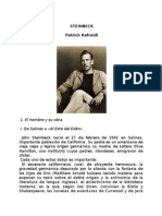 Biografía-Rafroidi, Patrick - Steinbeck