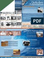 Quicksilver Foundation Magazine by Matthew Curry