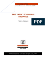 "THE ""NEW"" ECONOMIC THEORY"