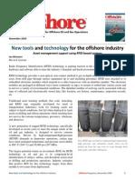 Offshore Rfid Article Nov09