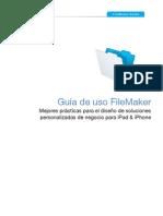 Guia de Uso de La Diseno iOS en FileMaker
