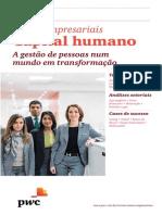 PwC Temas Empresariais Capital Humano 2013