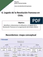 06. Influencia de la Revolución Francesa en Chile