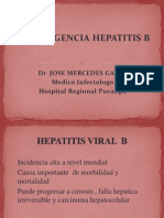 Hepatitis Actualizacion B