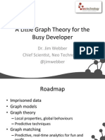 0422- A Little Graph Theory for Developers
