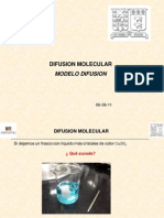 Difusion II