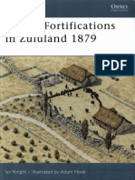 Osprey - Fortress 035 - British Fortifications in Zululand 1879