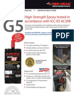Epcon G5 Adhesive Summary Brochure 584364