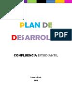 Plan de Desarrollo, FAPS-UNFV
