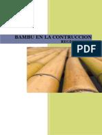El Uso Del Bambu en La Construccion