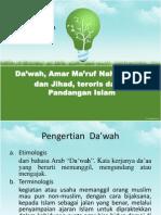 Presentasi Kelompok x Dakwah